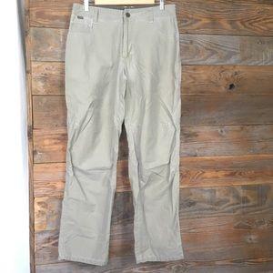 32/30 KUHL Canvas Pants